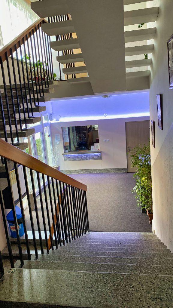 STARR schodiště
