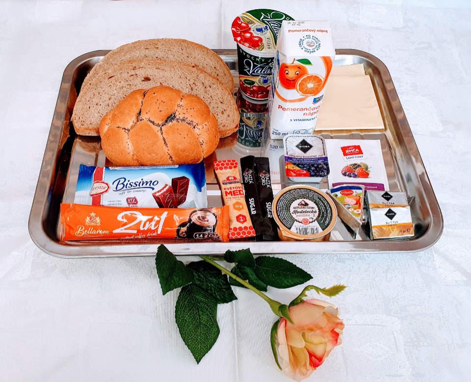Snídaňový balíček